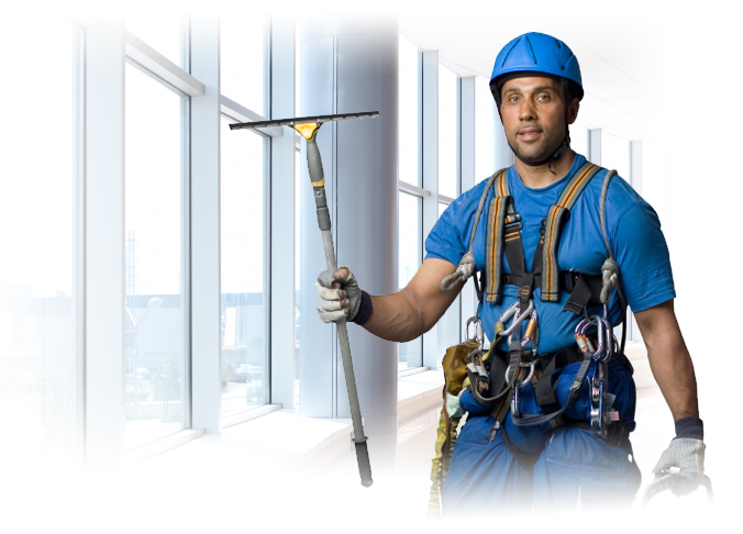Commercial Window Cleaning Delivered as a one stop solution